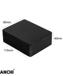 vỏ hộp nhựa 115x90x40